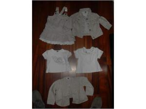 "Completo jeans ""Chicco"" 6 mesi"