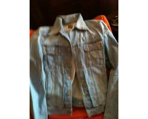 Giacca jeans a-style tg L