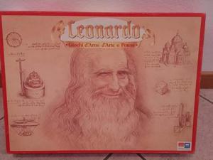 Gioco in scatola Leonardo