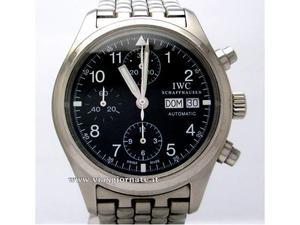 IWC Fliegerchronograph ref. IW Automatic Acciaio