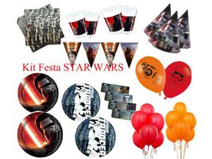 Kit Festa 16 Persone STAR WARS