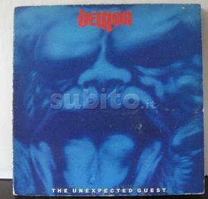 """LP 33 giri vinile - DEMON """"The Unexpected Guest"""""""