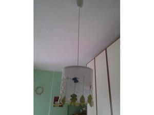 Lampadario farfalle in fusing tiffany posot class - Ikea lampadario bambini ...