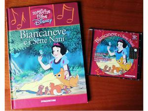 Libri disney Biancaneve - Il libro della Giungla