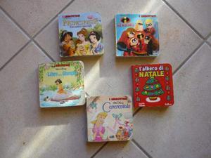 Libri per bambini,serie I LIBROTTINI,Disney Libri