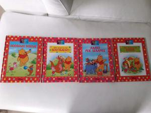 Libro Winnie the Pooh disney quattro
