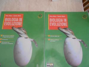 Libro di biologia per il liceo BIOLOGIA IN EVOLUZIONE