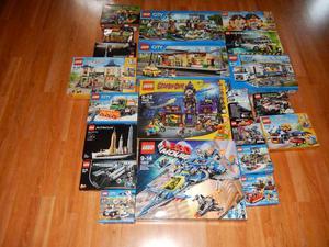 Lotto giochi Lego City, Creato, Architetur ecc