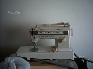 macchina da cucire mundlos original victoria posot class