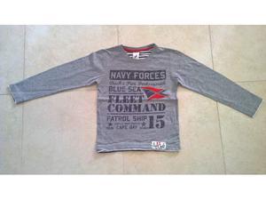 Maglietta per maschio tg. 6 anni