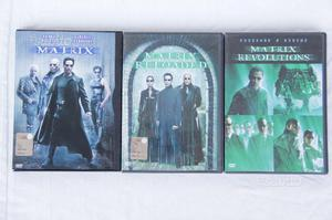 Matrix collezione completa