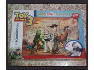 Puzzle Toy Story 3 double face