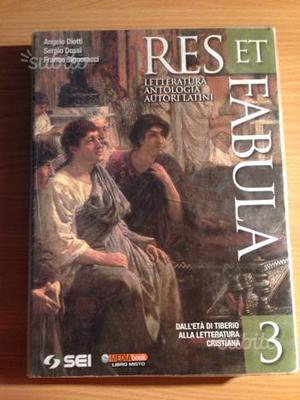 Res et Fabula 3 ISBN:
