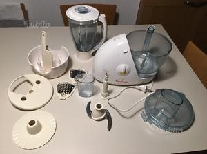 Ricambi per ovatio duo press moulinex posot class - Prezzo robot da cucina moulinex ...