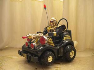 Robot giocattolo anni 80