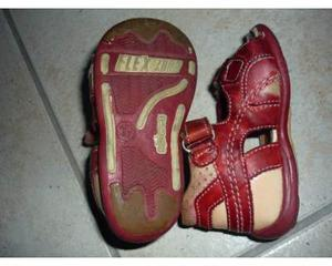 Sandaletti primi passi, marca Chicco, misura 19