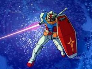 Serie completa cartone Gundam VHS
