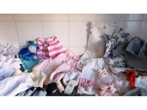 Stock abbigliamento neonata