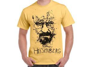 T-Shirt Maglietta Uomo telefilm Breaking Bad Walter estiva