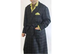 Vestaglia Da Camera Uomo : Vestaglia da camera uomo: vestaglia uomo felpa di cotone blù tg
