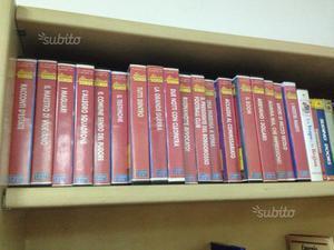 Videocassette alberto sordi collezione
