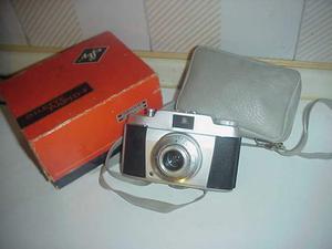 Agfa silette macchina fotografica vintage 35mm foto