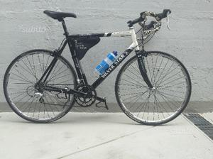 Bici da corsa usata pochissimo