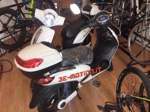 Bici scooter pedalata assistita 250W NO patente