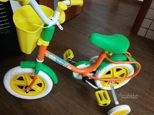Bicicletta bimbo 3 anni