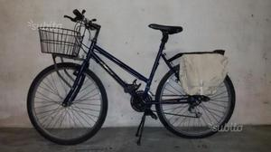 City bike donna perfetta per la città