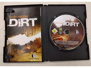 Colin mcrae dirt (gioco per pc originale)