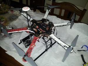Drone Dji F550 fpv esacottero gimbal