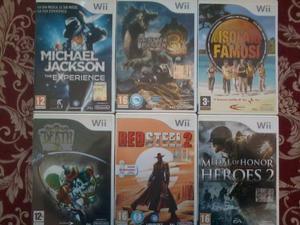 Giochi originali per Nintendo Wii
