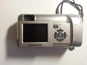 Macchina fotografica olympus c-450 zoom camedia