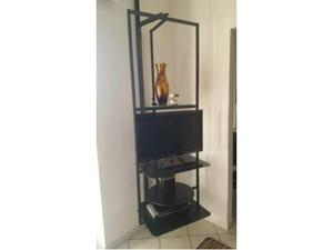 Vendo porta tv in ferro battuto posot class - Porta tv ferro battuto ...