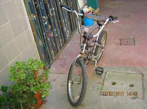 Scambiò BMX con mountain bike