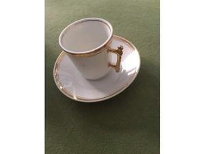 Servizio tazze da caffè fine '800