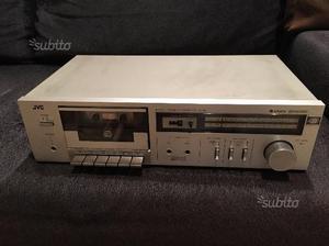 Stereo JVC KD-D2 Cassette Deck