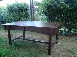 Tavolo da pranzo antico allungabile posot class for Tavolo legno antico allungabile