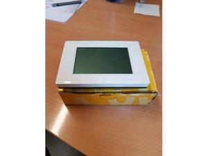 Termostato VIMAR touch GSM da parete bianco