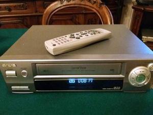Videoregistratore Aiwa GX910 vhs perfetto con telecomando