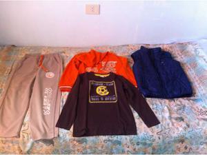 Abbigliamento bimbo 7-8 anni L. 2