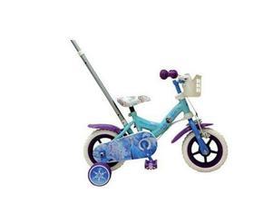 Bici bicicletta bambina disney frozen 10 pollici in acciaio
