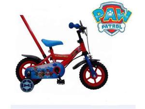 Bici bicicletta bambino paw patrol 10 pollici in acciaio