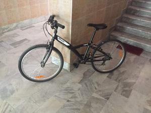 B'twin bicicletta MTB 24 con 6 velocità