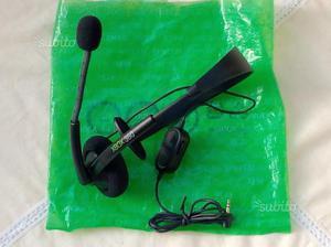 Cuffia Nuova con Microfono come da Foto x XBOX 360