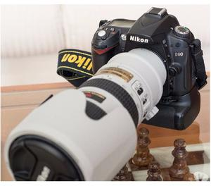 D90 Nikon (solo corpo) MB-D80 battery grip Nikon