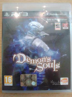 Demon's soul ps3 PlayStation