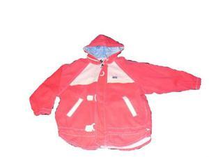 Giacca a vento per un bambino di 3 anni della think pink