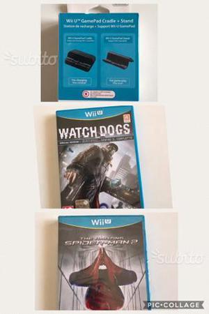Giochi e accessori per Nintendo Wii U